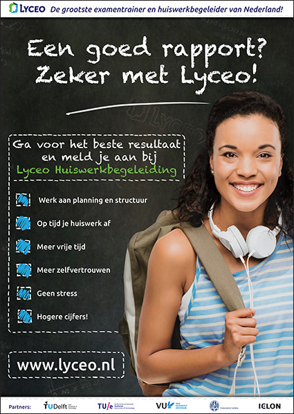 Lyceo A1 poster
