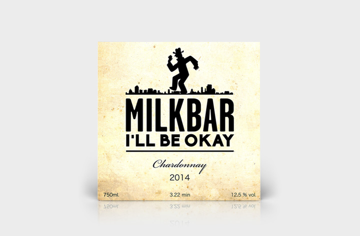 Milkbar single I'll Be Okay