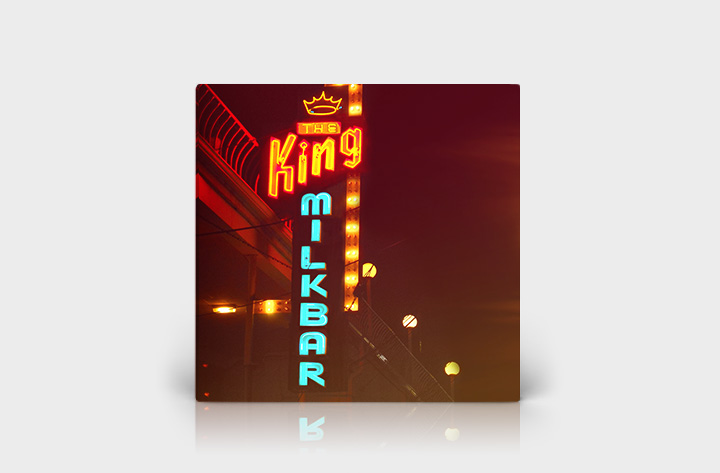 Milkbar single The King