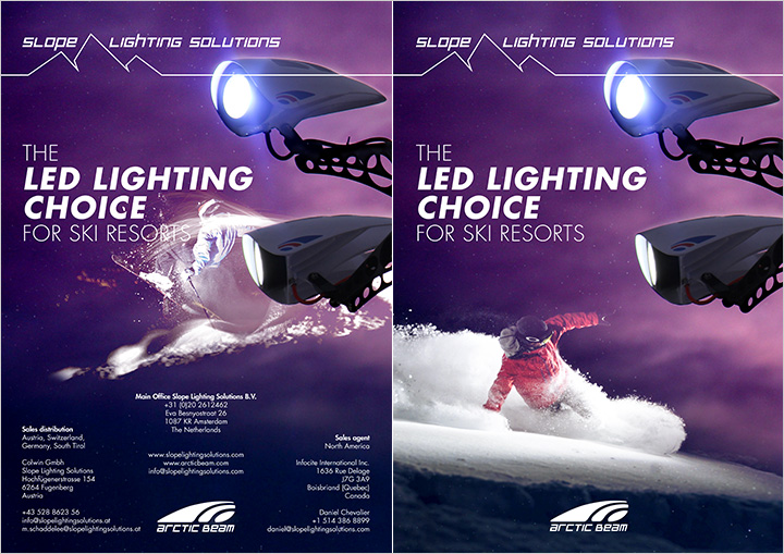 Slope Lighting Solutions brochure
