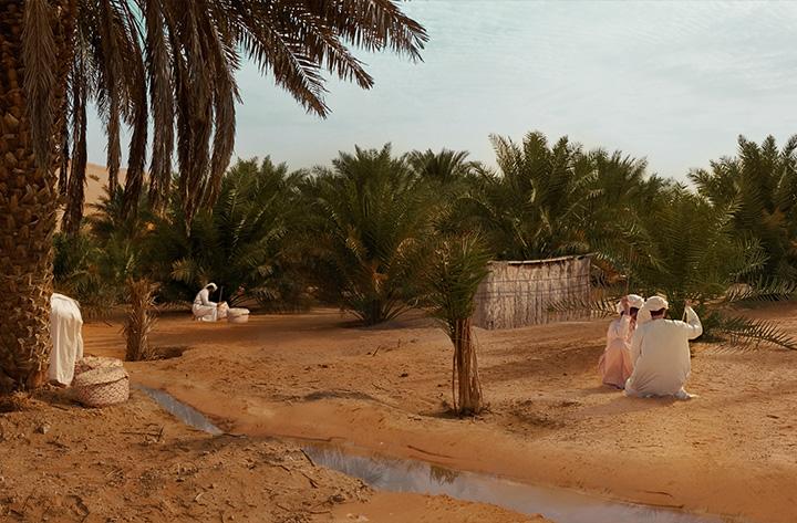 Birth of Abu Dhabi