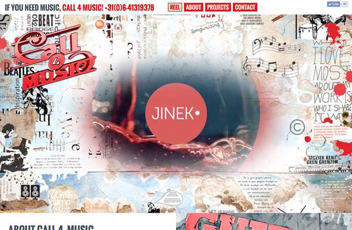 Call 4 Music online