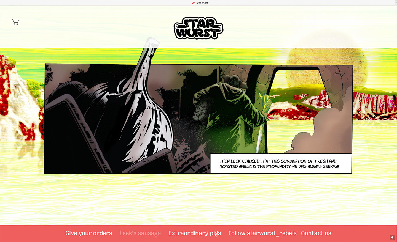 Star Wurst
